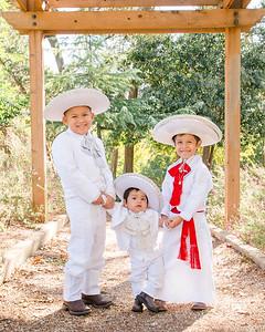 Almas kids Baptism