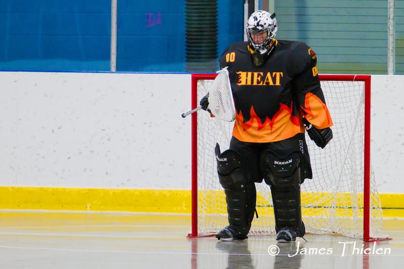 High River Heat vs Okotoks Icemen May 14, 2011