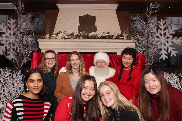 VLTBC Sunday with Santa 2018!