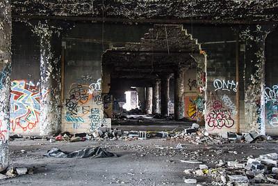 Urban Art & Abandon