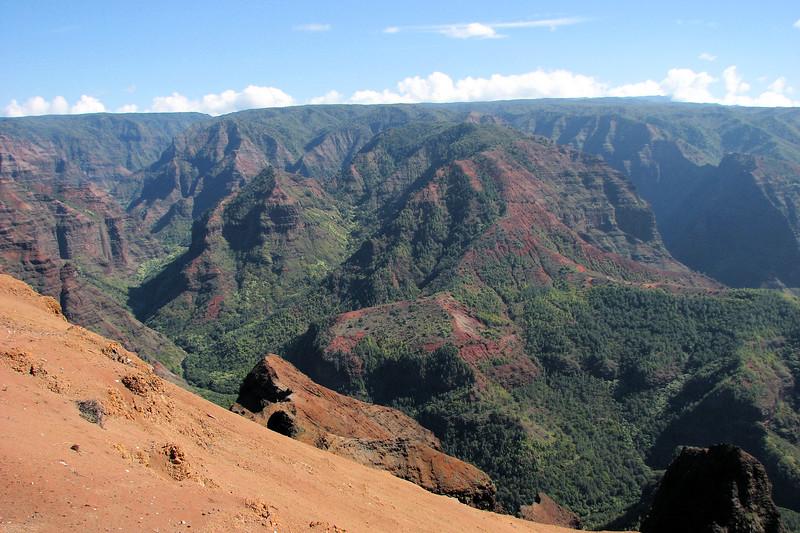 Waimea Canyon-Grand Canyon of the Pacific