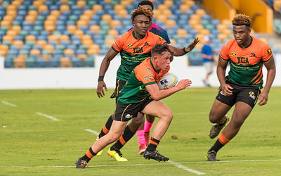 Barbados Rugby World 7s - 2018
