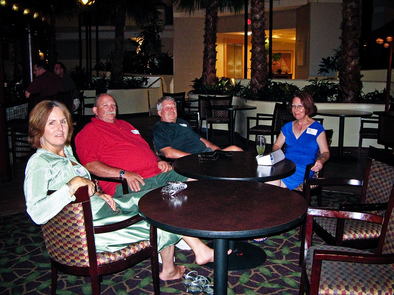 Cheryl Ross Pisani, Vic Pisani, Bob Witherow (GCM1971), Linda Grieve