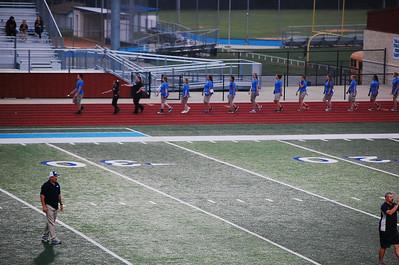 Sabine Football Game