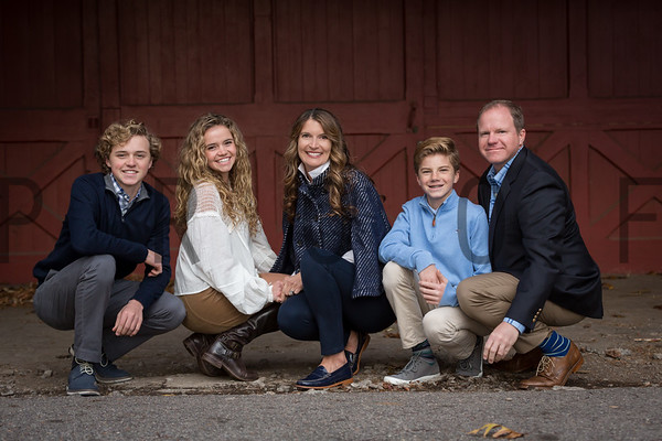 J Wagner Family Portraits