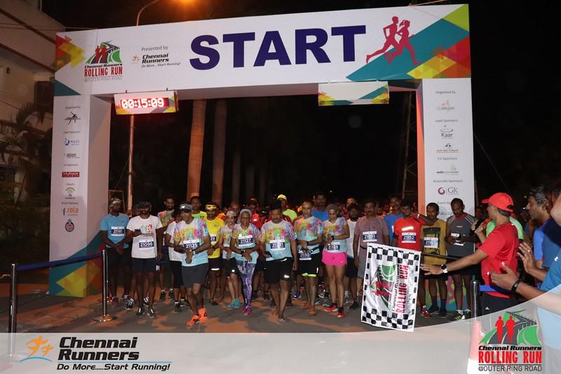 Chennai Runners Rolling Run 2019 - Gallery 1