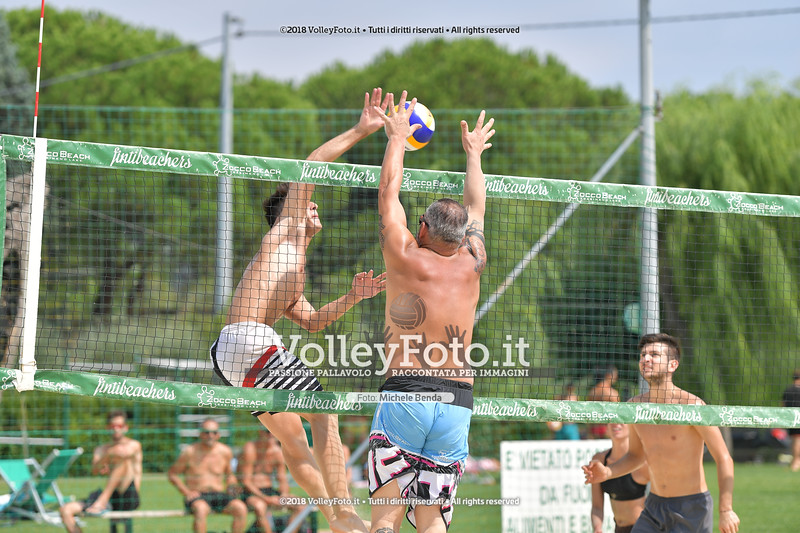 presso Zocco Beach PERUGIA , 25 agosto 2018 - Foto di Michele Benda per VolleyFoto [Riferimento file: 2018-08-25/ND5_8773]
