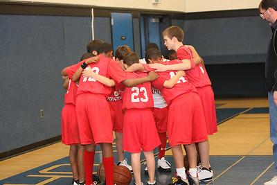 Basketball - Boys' Elementary HARD Playoffs - March 14, 2009