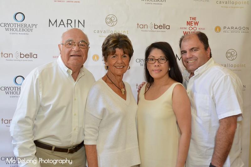Frank, Barbara, Maria and Frank Clima.jpg