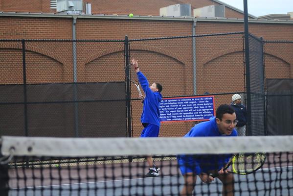 Tennis vs Fluvanna County - Mar 7