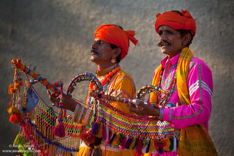 Musicians of Cholistan