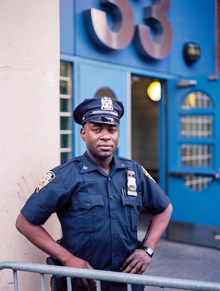 Officer Nureni