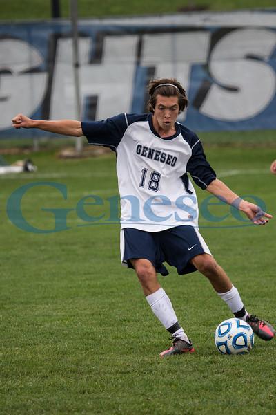 Men's Soccer vs. New Paltz  (Faculty Recognition)