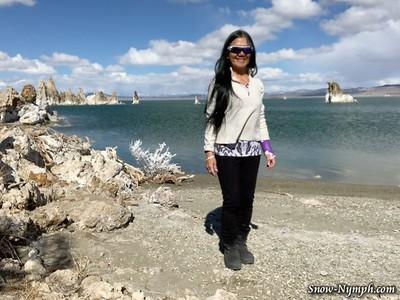 2020-03-17 Mono Lake & Navy Beach Tufa  (Social Distancing)