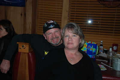 Ronnie & Brittany's Bday - Jan 7, 2012