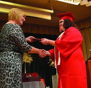 Empire High School graduation, 2014