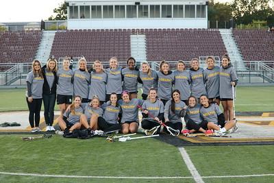 Women's Panthers vs. Postgrads Lacrosse
