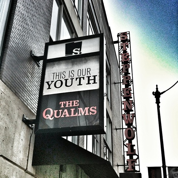 Two shows, one week. Tonite? This is our Youth with Michael Cera (but go see The Qualms...it was great!)