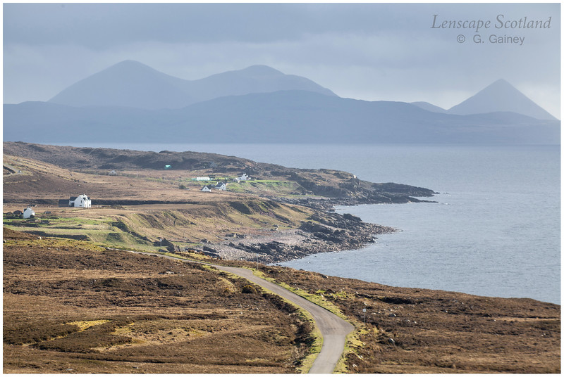 Inner Sound and Red Cuillins from Applecross (1)