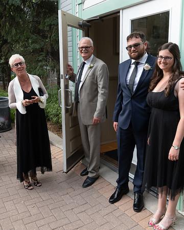 Hayley and Chris Wedding 2018