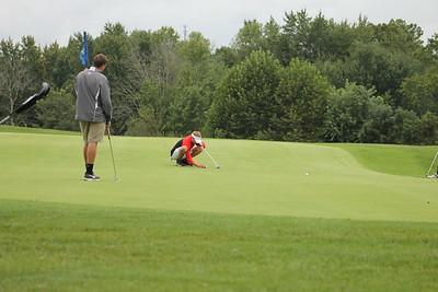 Boys' Golf vs. Indian Valley