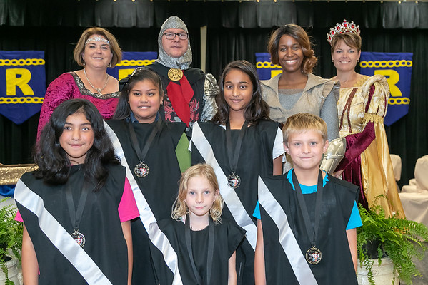 RISD First Act Knighting October 2018
