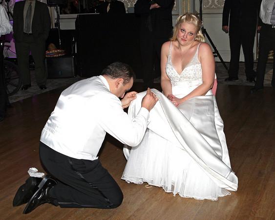 Kristen & Sal's wedding 3-21-09