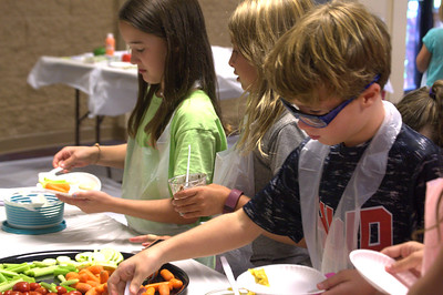 Kids in the Kitchen - Summer Edition