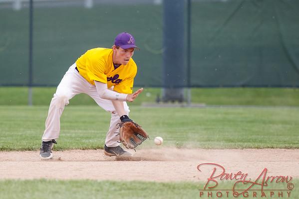 Baseball vs New Haven 2016-05-28