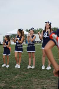 2013 Varsity White Cheer