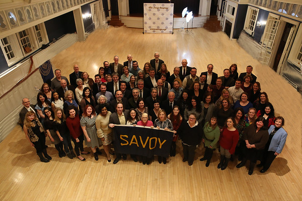 Savoy Company Photo Night- Group Shots