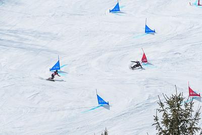 2020 Snowboard Dual Slalom World Cup