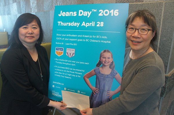 Jeans Day 2016