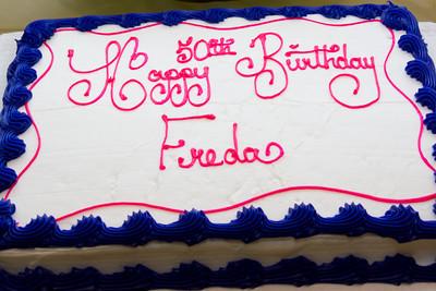 Freda Thomas Party