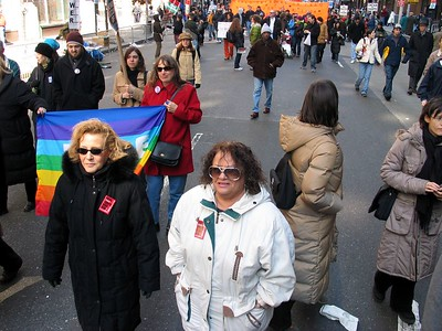 The Great Peace March - March 20, 2004