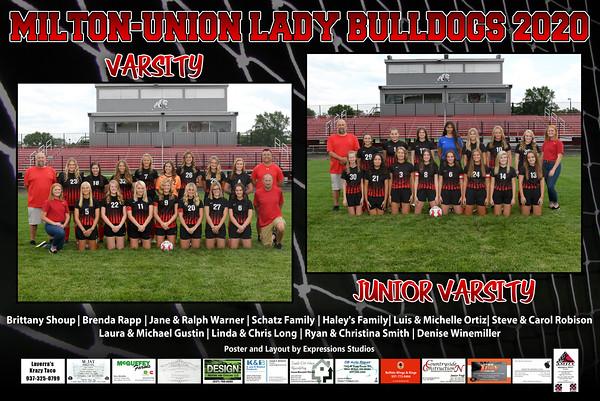 MU Girls Soccer 2020
