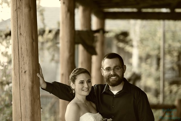 Emily and Tim - a few extra edits