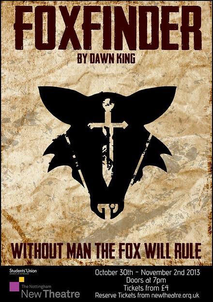 Fox Finder poster