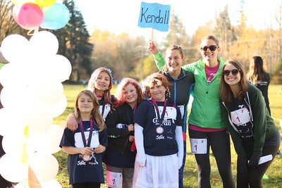 2018 Fall Girls on the Run and Trail Blazers 5k