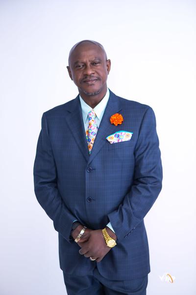 Rev James Adeyeyi