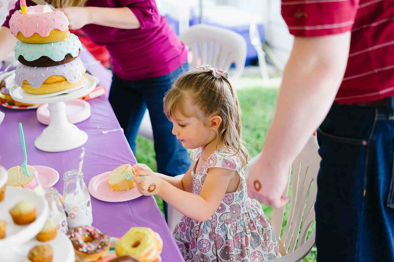 J Benedict Photography | Adelyn's Birthday Party