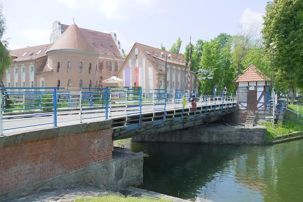 2016 Gizycko Swing Bridge