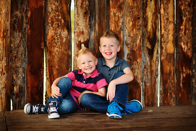 2017 | Ryder & Liam, 3.5 and 5.5 years old