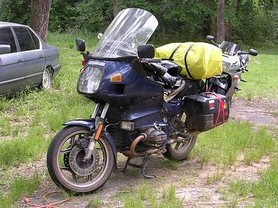 Georgia Mountian Rally 2004