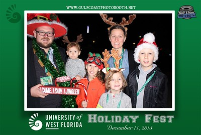 UWF Holiday Fest 2018