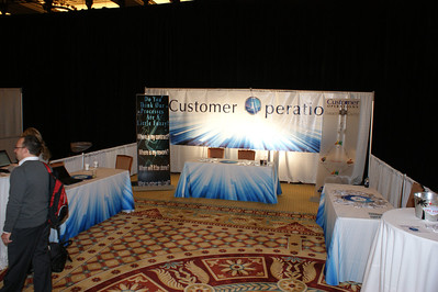 Annual Sales Event Booth