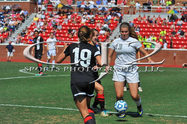 6-14-2014 Dominion vs Jefferson Forest Girls Soccer