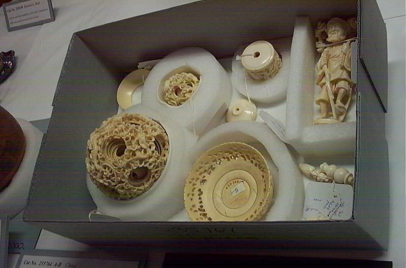 Ivory puzzle