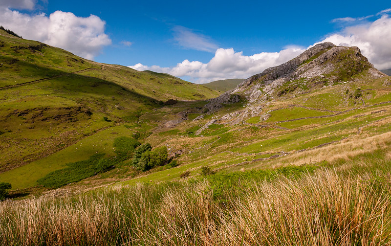 Snowdonia mountains