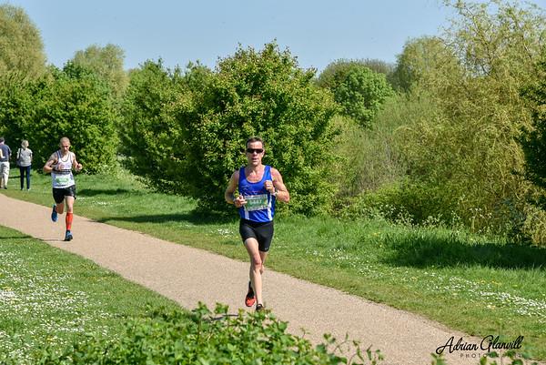 Milton Keynes Half Marathon 2018